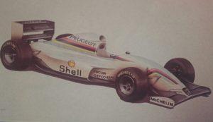Peugeot F1 Team