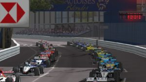 Formula One gaming in the 2000s - UNRACEDF1 COM