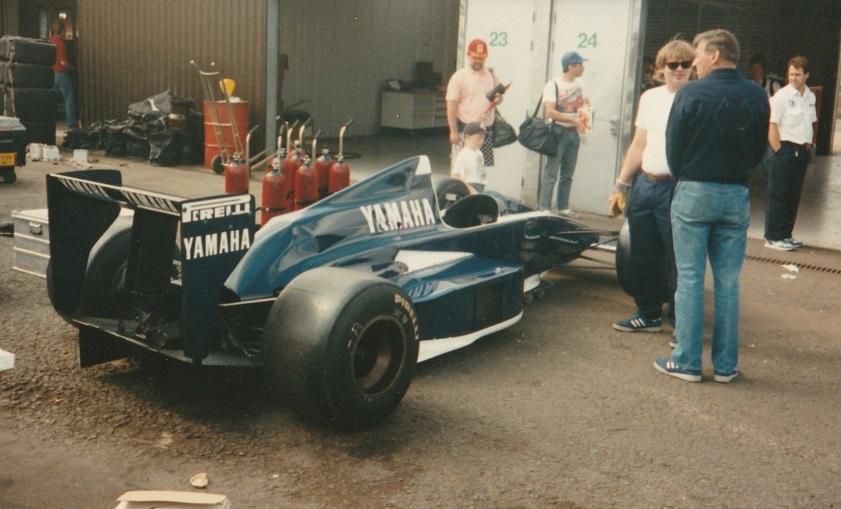 Brabham BT58Y