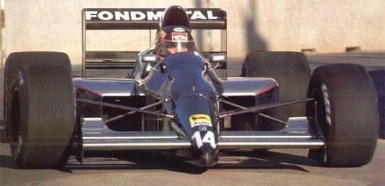 Fondmetal FA1M-E 1991