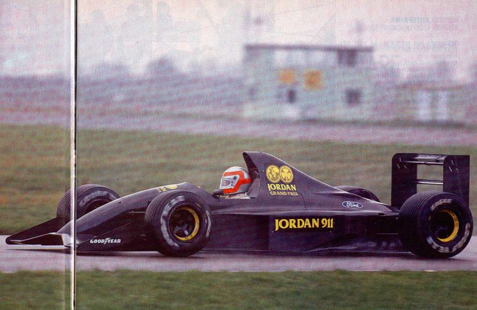 Jordan 911 1991