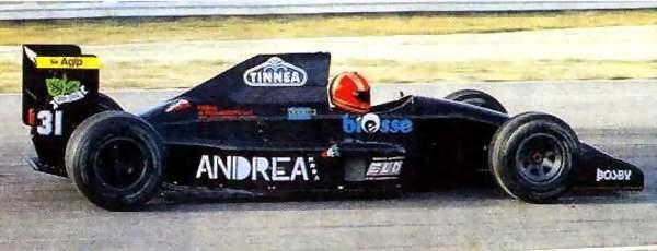 1992 Andrea Moda C4B