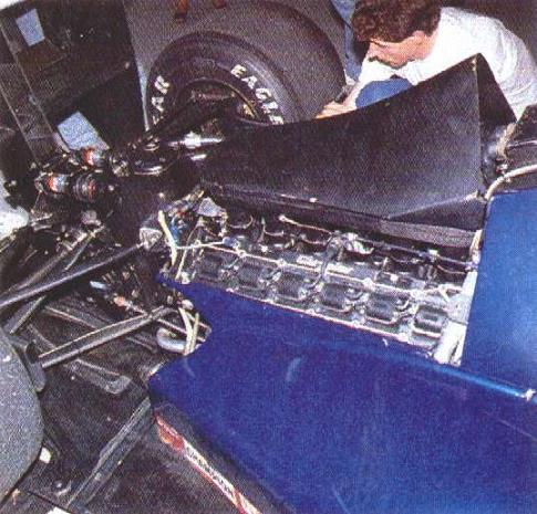 GLAS Lambo 1991