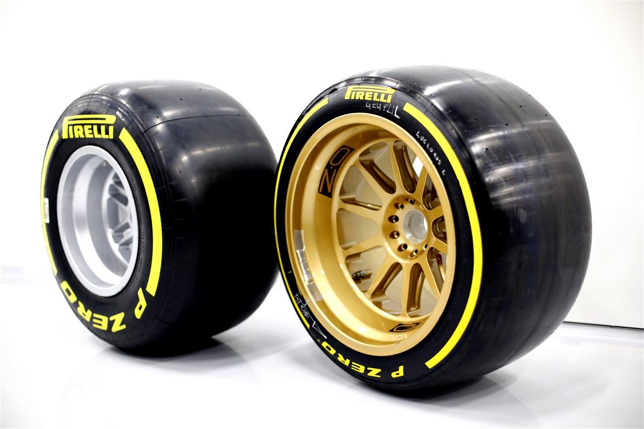 Pirelli 18 Inch