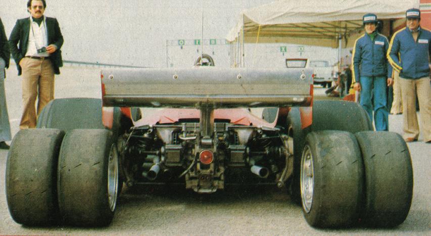 312t6 Ferrari S Forgotten Six Wheeler Unracedf1 Com