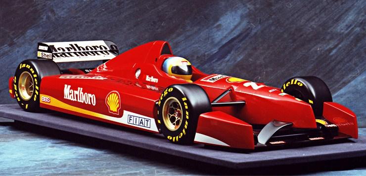 Vito Ianniello F1 Safety concept