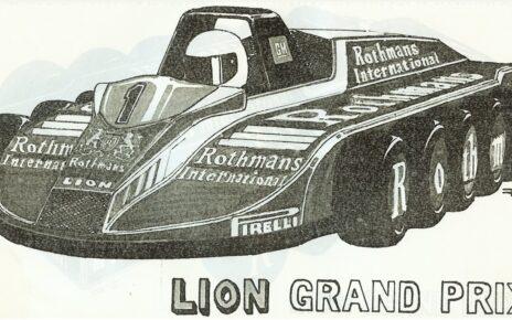Lion Grand prix